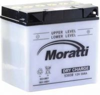 12V28 Moratti Dry Charge (53030)